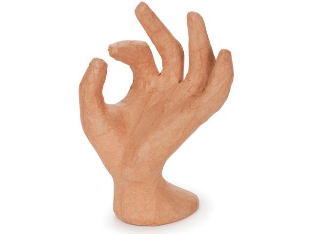 Paper-Mache Hand-7