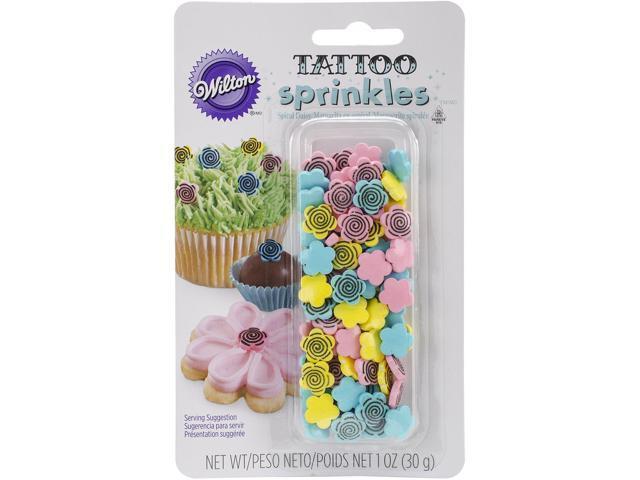 Sprinkles 1oz-Tattoo Daisy