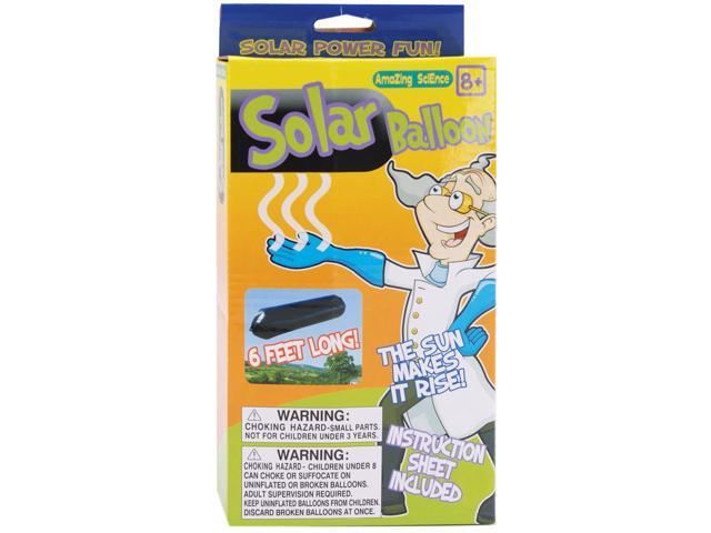 Amazing Science Solar Balloons Kit-