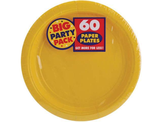 Big Party Pack Dinner Plates 9
