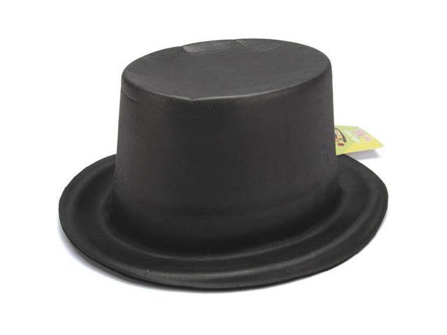 Foam Top Hat-Black