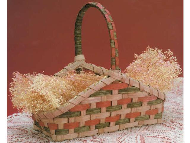 Burgundy Hill Basket Kit-Hearth Basket 3.5