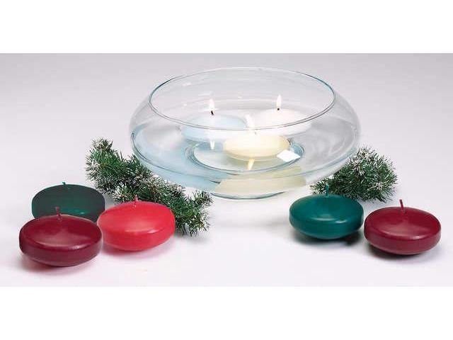 Unscented Floating Candle Disk 3