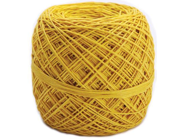 Hemp Cord 20lb 400'-Yellow