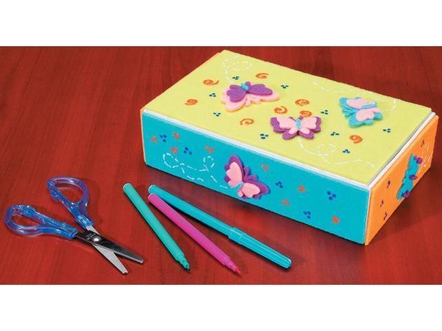 White Craft School Box-8.625