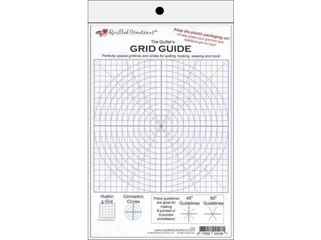 The Quiller's Grid Guide-8