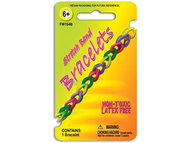 Stretch Band Bracelet 1/Pkg-