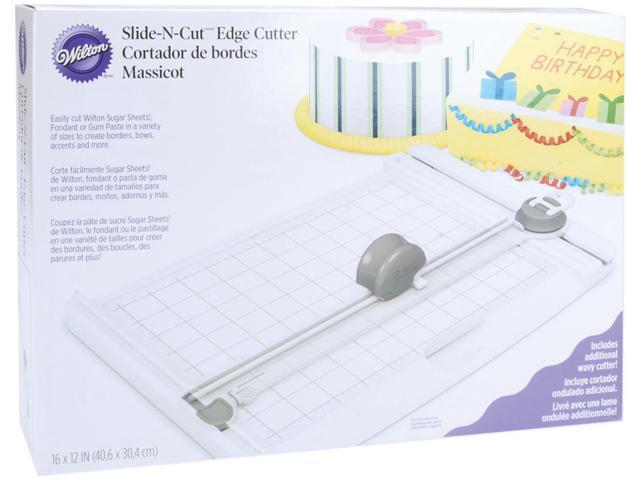 Slide-N-Cut Edge Cutter-