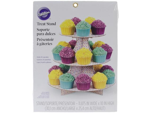 Treat Stand-Party Dots 9