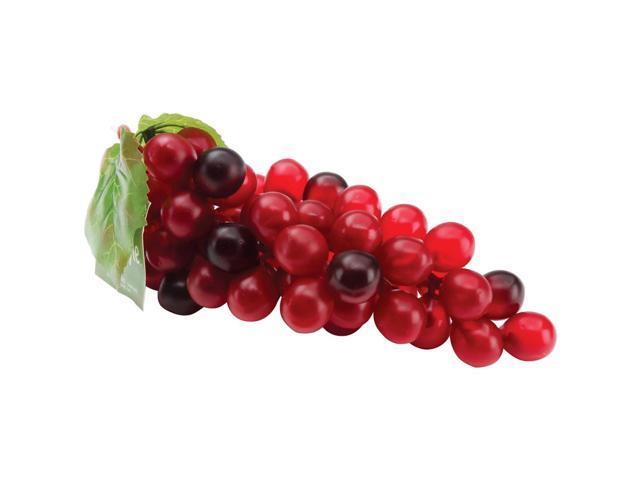 Design It Simple Decorative Fruit 1/Pkg-Large Purple Grapes