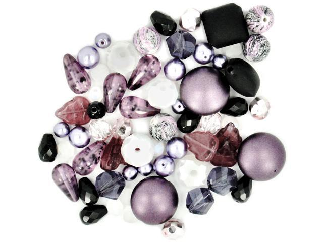 Design Elements Beads 28g-Monarchy