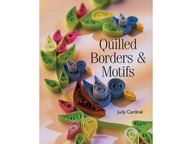 Search Press Books-Quilled Borders & Motifs