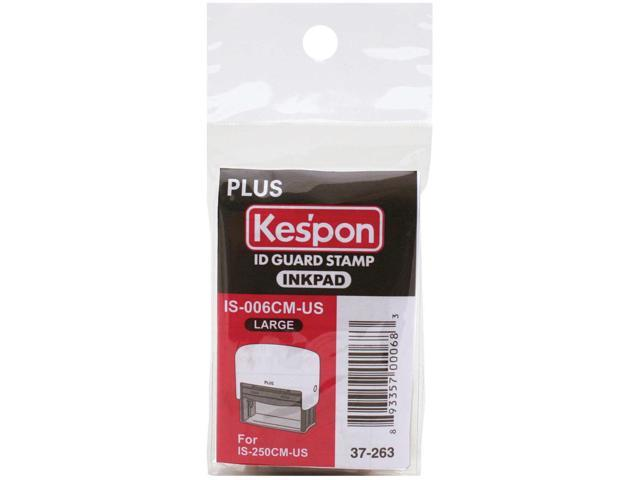 Kes'pon ID Guard Stamp Ink Refill-Large