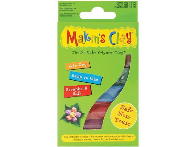 Makin's Clay Air-dry Clay 120g-Vineyard Tones