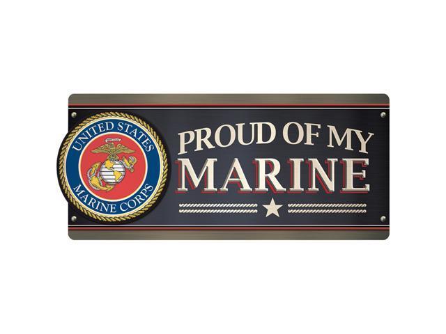 Car Magnet-U.S. Marine - Proud Of My Marine