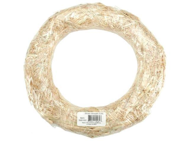 Straw Wreath-24