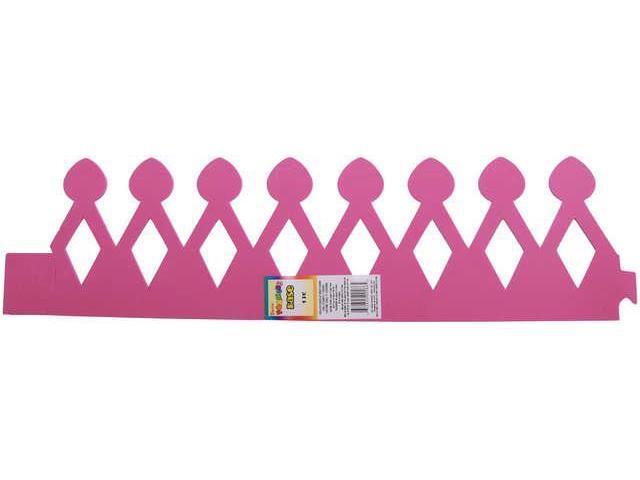 Foam Crown Wrap-Pink