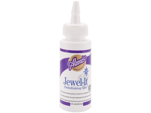 Aleene's Jewel-It Embellishing Glue-2oz