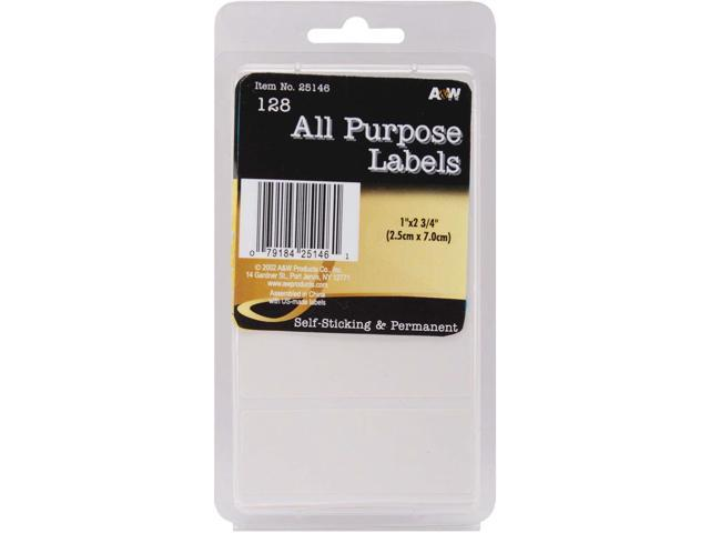 Labels-White All-Purpose 1