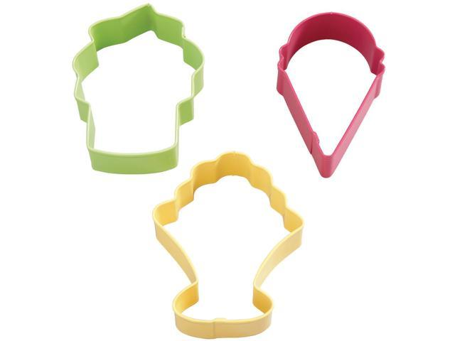Ice Cream Cutter Set-3 Piece
