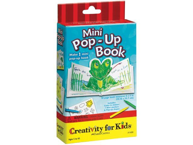 Mini Pop-Up Book Kit-
