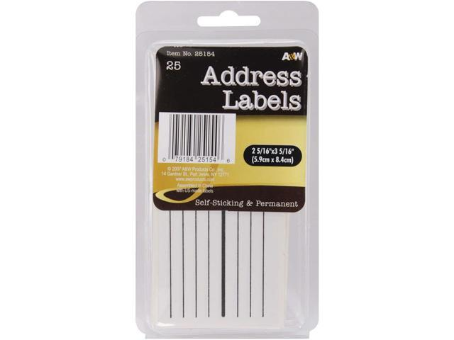 Labels-Address 2.3125