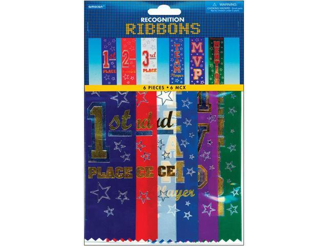 Recognition Ribbons 7.5