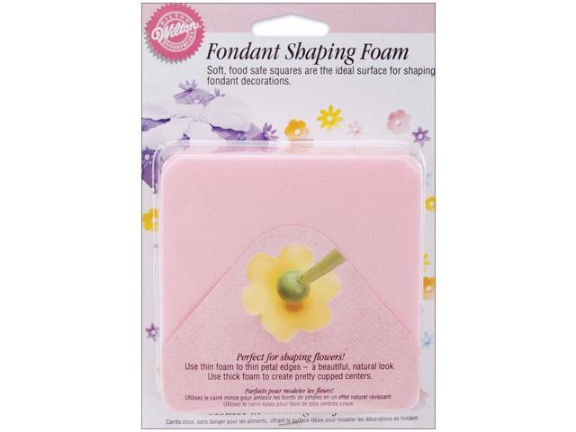 Fondant Shaping Foam 2/Pkg-4