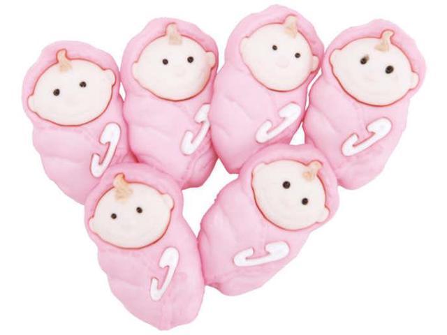 Dress It Up Embellishments-Baby Girls