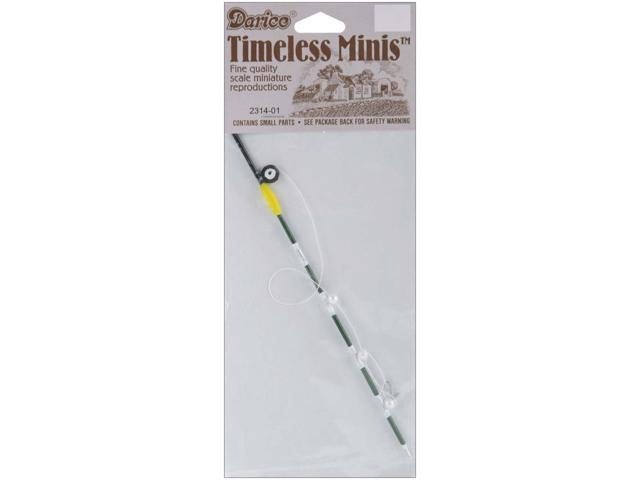 Timeless Miniatures-Fishing Pole