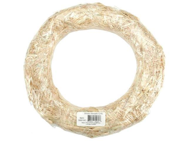 Straw Wreath-8