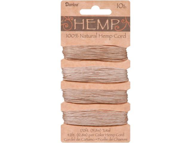 Hemp Cord 10lb 170'-Natural