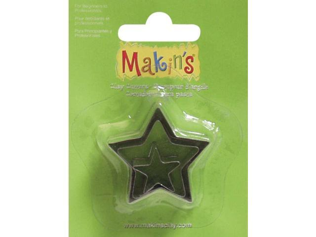 Makin's Clay Cutters 3/Pkg-Star