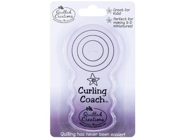 Curling Coach Tool-