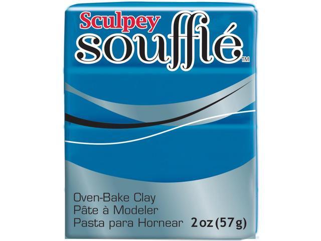 Sculpey Souffle Clay 2oz-Lagoon