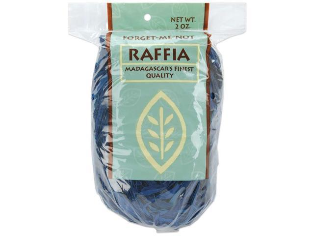 Dyed Raffia 2oz-Royal Blue