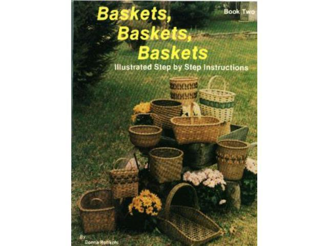 Commonwealth Manufacturing Company Books-Baskets, Baskets, Baskets: Book 2