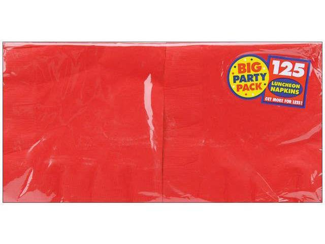 Big Party Pack Luncheon Napkins 6.5
