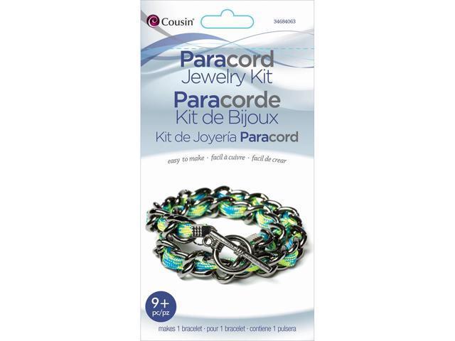 Paracord Kit-Chain Wrap Bracelet