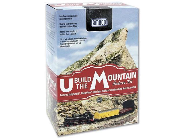 U Build The Mountain Deluxe Kit-