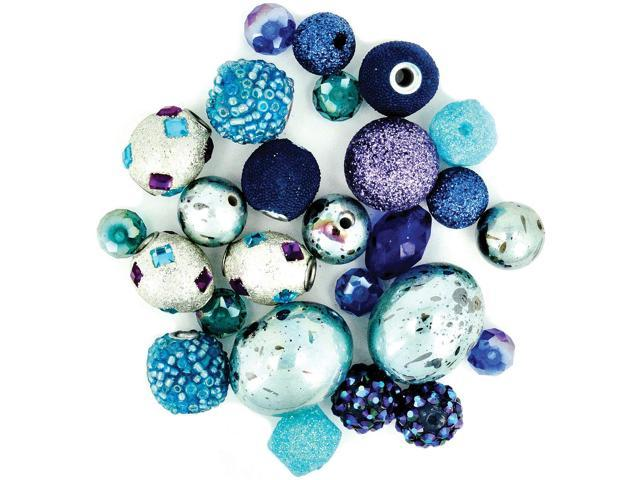Inspirations Beads 50g-Outrageous