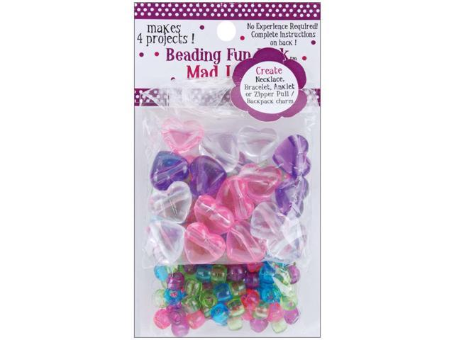 Beading Fun Pack-Mad Love
