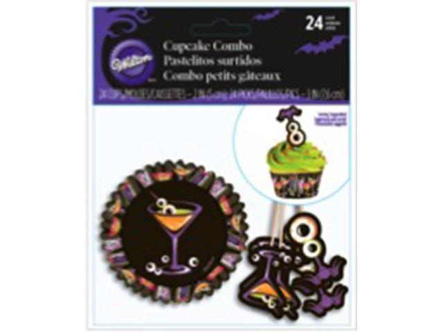Cupcake Combo Pack-Drink Your Treat 24/Pkg