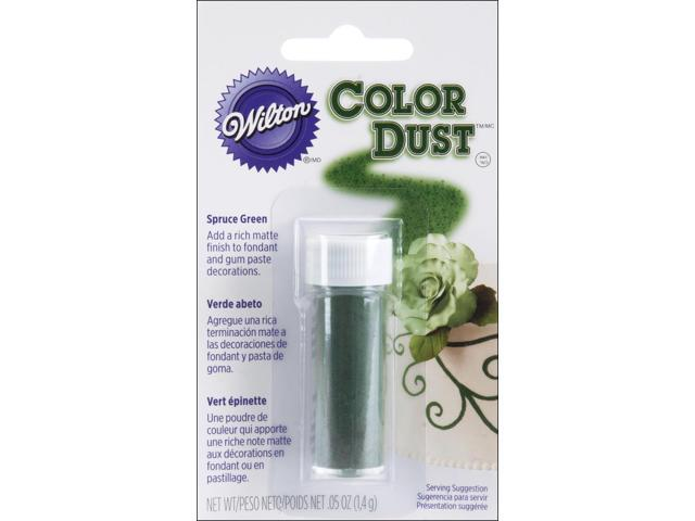 Color Dust 3g-Spruce Green