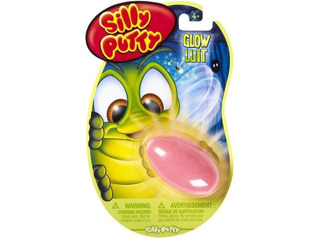 Silly Putty-Glow