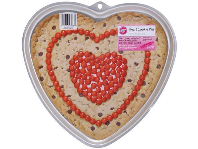 Giant Cookie Pan-Heart 11.5