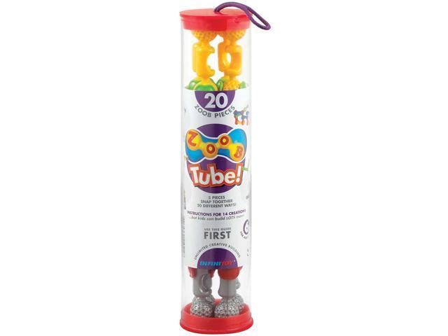 ZOOB Tube! 20/Pkg-Primary