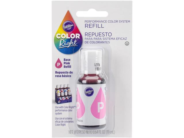Color Right Performance Color System Refill .7oz-Pink