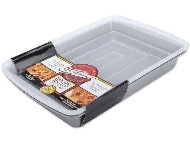 Recipe Right Covered Cake Pan-13