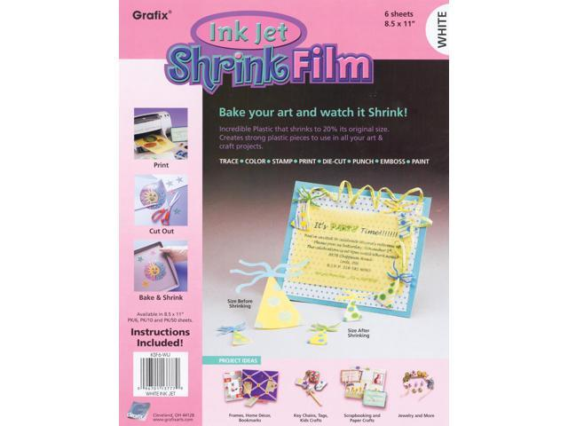 Ink Jet Shrink Film 8.5
